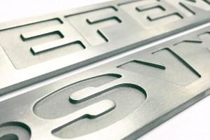 High Speed Aluminium Machining